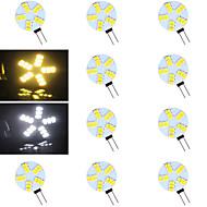 Eclairage Bi-pin ( Blanc chaud/Blanc froid 5 W- G4 500-800 lm- AC 12 V- 10 pièces