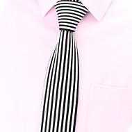 남여공용 빈티지 / 파티 / 작업/오피스 / 캐쥬얼 니트웨어 넥타이,줄무늬