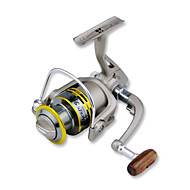 Other GS3000 5.1:1 6 Rodamientos de bolasPesca de Mar/Pesca a la mosca/Pesca de baitcasting/Pesca en hielo/Pesca de agua dulce/Pesca de