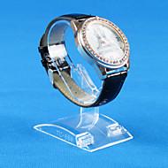 Juwelenstandaarden Hars 1 stuks Transparant