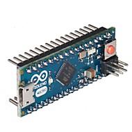 de officiële versie van de ATmega32U4 voor arduino leonardo mini (white board verdieping)