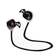 sport bluetooth hodetelefon bluetooth hooken med mikrofon, støydempende idrett for samsung s5 s6 (assortert farge)