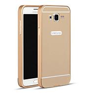 Mert Samsung Galaxy tok Other Case Hátlap Case Egyszínű Fém Samsung Grand Prime