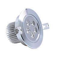 5W LED-spotlys 5 Højeffekts-LED 400 lm Varm hvid Kold hvid Vekselstrøm 85-265 V 1 stk.