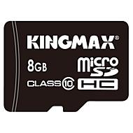 Kingmax 8gb tarjeta de memoria MicroSD TF class10 de