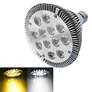 1 Stück Dimmbar Spot Lampen E26/E27 12 W 1080-1200 LM 3000-3200K/6000-6500K K 12 High Power LED Warmes Weiß/Kühles Weiß AC 220-240 V