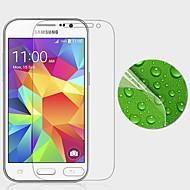 teräväpiirtotelevisio näytön suojus Samsung Galaxy core prime g360 g3606 g3608