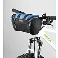 Taske til cykelstyret / Cykling rygsæk / Cykeltaske Varmeisolering Fornøjelse Sport / Cykling 600D Polyester Grå / Mørkeblå