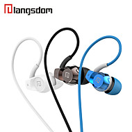 Langsdom SP80 Sport Earphone In-Ear Earbuds Noise Isolating Headphone with Mic
