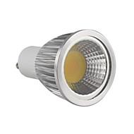 1 Stück MORSEN Dimmbar LED Spot Lampen MR16 GU10 5W 350-400 LM K COB Warmes Weiß / Kühles Weiß AC 220-240 / AC 110-130 V