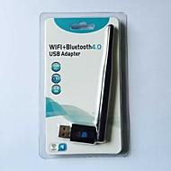 w87b 150m sändare bluetooth ljud trådlöst nätverkskort + Bluetooth-adapter 4.0