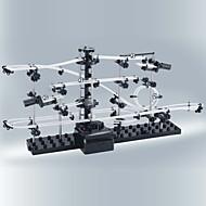 roller coaster orbita giocattolo operato multistrato elettrico orbita fantasia per tenere giocattolo