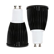 2개 Ding Yao GU10 15 W 1 COB 50-100 LM 따뜻한 화이트/차가운 화이트 스팟 조명 AC 85-265 V