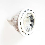 4PCS/Lot White MR16 8W 1PCS COB 650lm 3000K/4000K/6000K LED Spotlight (AC/DC12V)