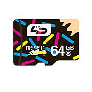 tarjeta micro sd 64gb tarjeta de memoria class10 de
