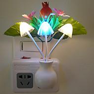 melograno controllo chiaro della luce del sensore creativa di notte ha condotto la lampada da parete
