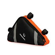 Bolsa de Bicicleta 10-20LLBolsa para Quadro de Bicicleta Á Prova-de-Água / Lista Reflectora / Vestível Bolsa de Bicicleta NailomBolsa de
