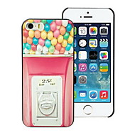 Pink Design Hard Case for iPhone 5/5S