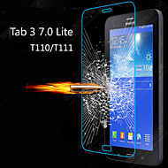 Ultra Thin HD Clear Explosion-proof Tempered Glass Screen Protector Cover for Samsung Galaxy Tab 3 Lite T110/T111