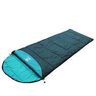 침낭 직사각형 침낭 싱글 +5°C~+15°C 면 190+30cm X 75cm 캠핑 / 바닷가 / 여행 / 야외 / 실내 방수 / 호흡 능력 / 바람 방지 / 따뜻함 유지 / 추운 날씨 PEKEYNEW®