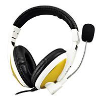 neue kabelgebundene PC-Gaming-Kopfhörer Noise-Cancelling-Freisprech-Headset mit Mikrofon für Computer