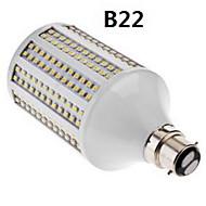e14 / b22 8w 348x3528smd 540-570lm 3000-3500K luce bianca calda ha condotto la lampadina del cereale (85-265V)