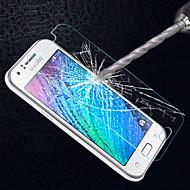 2.5d slank design premium gehard glas scherm beschermende folie voor Samsung Galaxy j5