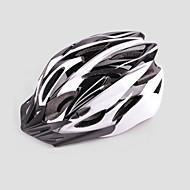 Helm ( Weiß/Blau , EPS+EPU ) - Berg/Strasse - für  Unisex 24 Öffnungen Radsport/Bergradfahren/Straßenradfahren/Freizeit-Radfahren
