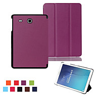 Ultra-thin Smart Magnetic Stand Leather Case for Samsung Galaxy Tab E 9.6 T560/Tab A 8.0 T350/Tab A 9.7 (Aorted Color)