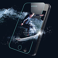 HD Explosion Arc Edge Tempered Glass Protection Film for iphone 5/5S