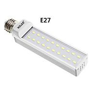 G24 / E26/E27 10 W 20 SMD 5630 1000 LM Cool White T Corn Bulbs AC 85-265 V