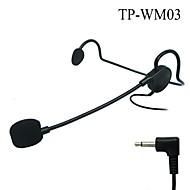 Headsetmicrofoon - Bedraad