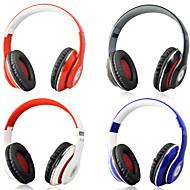 muoti sanka 3.5mm langallisia kuulokkeita melua vaimentava kuulokkeet mp3-soitin matkapuhelin tietokoneeseen