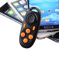 contrôleur retardateur / bluetooth v3.0 jeu multi-fonctionnelle pour iPhone / Samsung / Sony - noir + d'orange