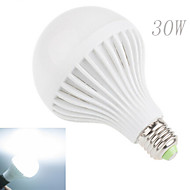 1 pcs Ding Yao E27 30W 36 SMD 5730 1800LM Warm White/Cool White Globe Bulbs AC 85-265V