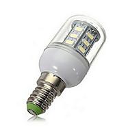 1 szt 5W E14 / G9 led spotlight 24 SMD 5730 450-500 lm biała ciepła / zimna biel AC 220-240 V