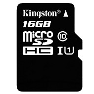 킹스톤 16기가바이트 마이크로 SDHC 클래스 10 초 sdql TF 카드