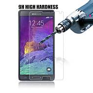 anti-kras ultradunne premium gehard glas screen protector voor de Samsung Galaxy Note 4 n9100