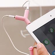 3,5 mm høretelefoner deler stik (tilfældig farve)