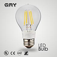 Lampadine globo 4 COB GMY A E26 6 W Decorativo ≥550 LM Bianco caldo/Luce fredda 1 pezzo AC 100-240 V