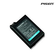 Pisen lithium-ion oplaadbare camera en psp-S110 batterij (1200 mAh) vervanging voor de PSP-2000/2006/3000
