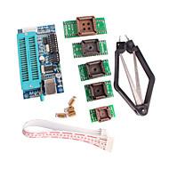 pic K150 programista usb automatyczne programowanie z PLCC IC zestawu adaptera gniazda testowania dla rozwijania mikrokontrolera