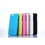 5200mAh External Portable Backup Battery Case for iPhone6S plus(Assorted Colors)