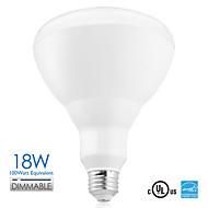 Vanlite 18W E26 Base LED Light Flood light Bulb Dimmable UL-Listed and Energy Star-Qualified