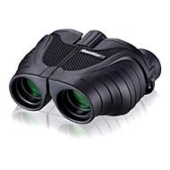 Binocolo - Binocolo con zoom/Impermeabile - 10 x 25 Impermeabile/Cannocchiale/Compatta Nero