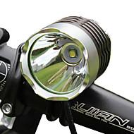 Altro 3 Modo Lumens Luci bici 18650 Impermeabili/Ricaricabile LED Cree XM-L T6Campeggio/Escursionismo/Speleologia/Uso
