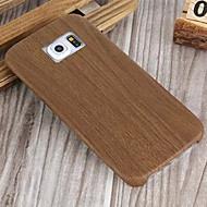 puu hoikka pehmeä nahka puhelimen suojakotelo Samsung Galaxy S6 / S6 reuna