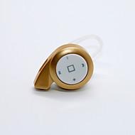 BT70 caracol auricular bluetooth tampões mini-fone de ouvido bluetooth estéreo digite Yituo dois exibição de energia