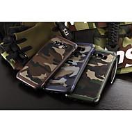 Na Samsung Galaxy Etui Odporne na wstrząsy Kılıf Etui na tył Kılıf Moro PC Samsung A8 / A7 / A5