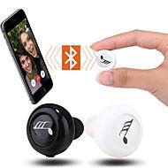 Mini Bluetooth 3.0 en la oreja los auriculares auriculares auriculares con micrófono para el iphone y Samsung y otros (colores surtidos)